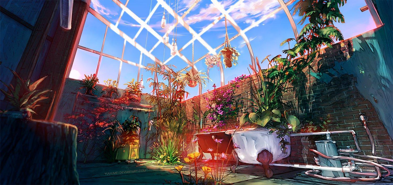 Art Yuumei и ее легкий сюрреализм - Изображение 17