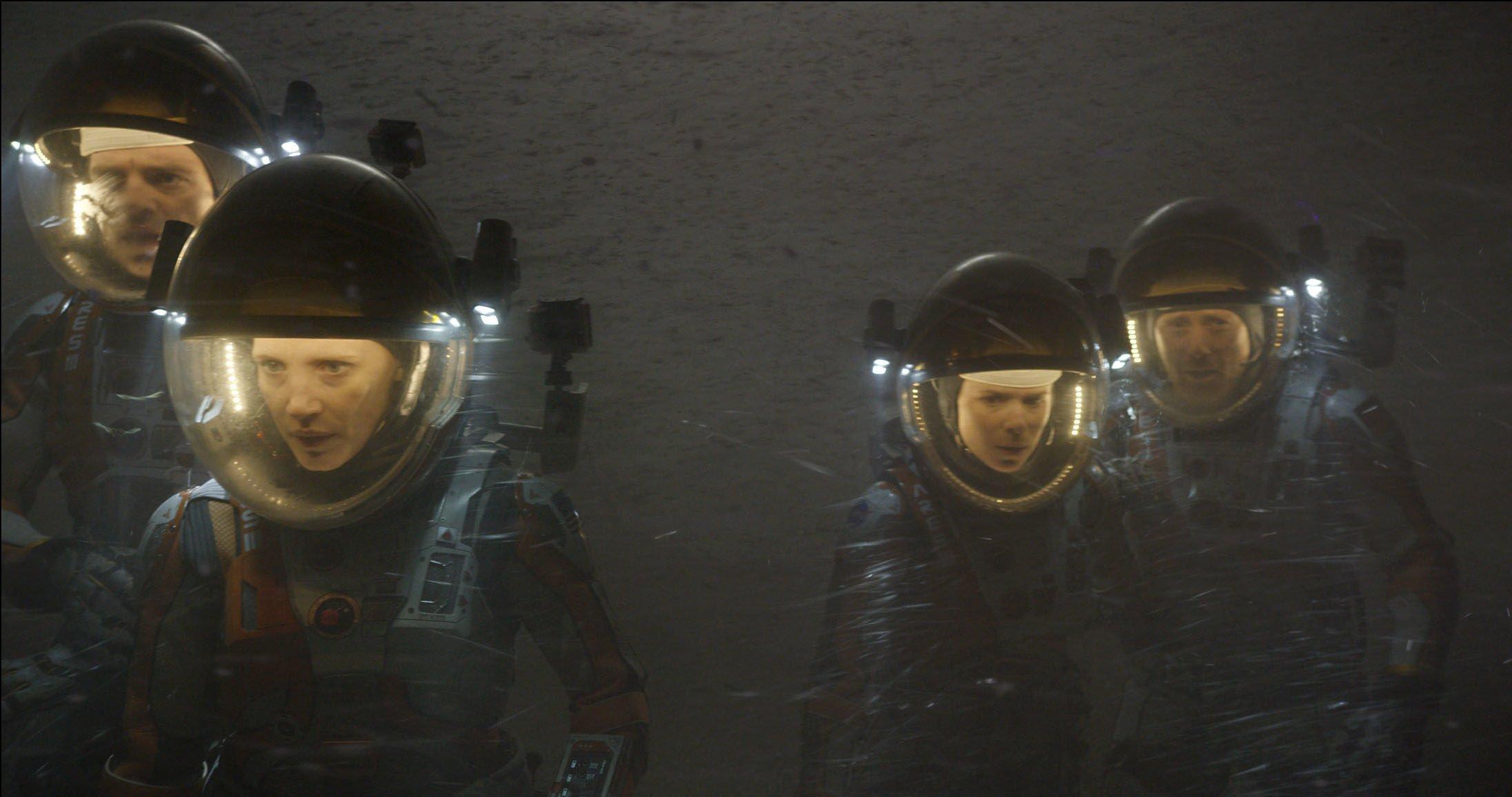 """Да здравствует разум! Рецензия на фильм """"Марсианин"""" - Изображение 4"""