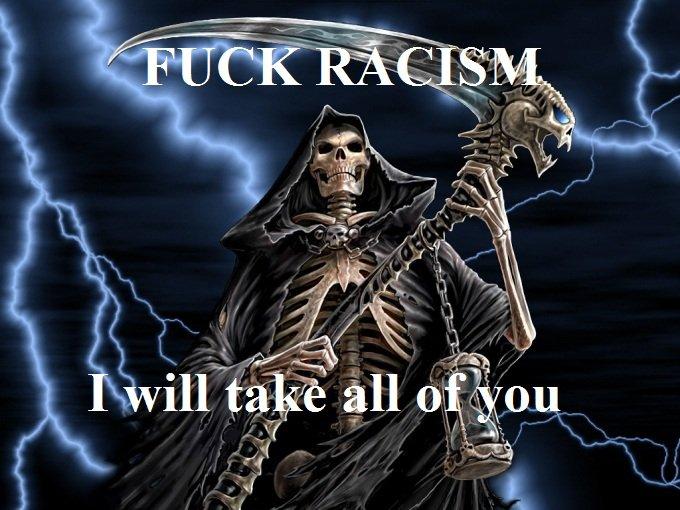 Racism? I spit on that shit! - Изображение 1