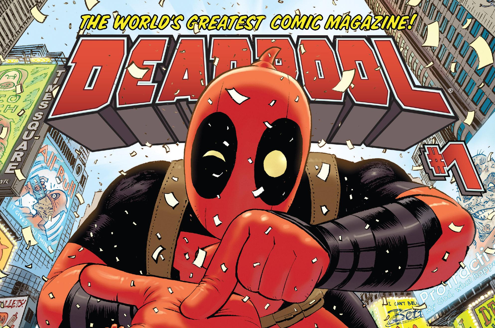 Небольшой обзор-мнение комиксов All-New All-Different Marvel - Изображение 13