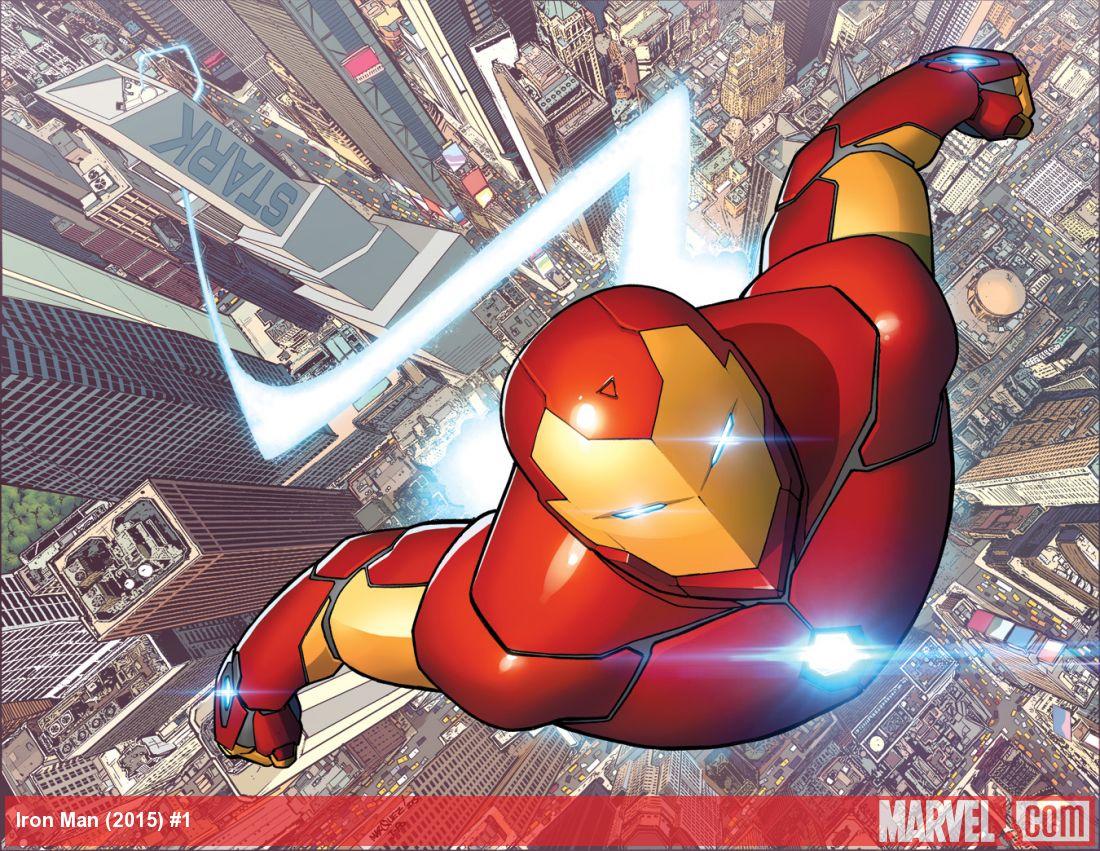 Небольшой обзор-мнение комиксов All-New All-Different Marvel - Изображение 2