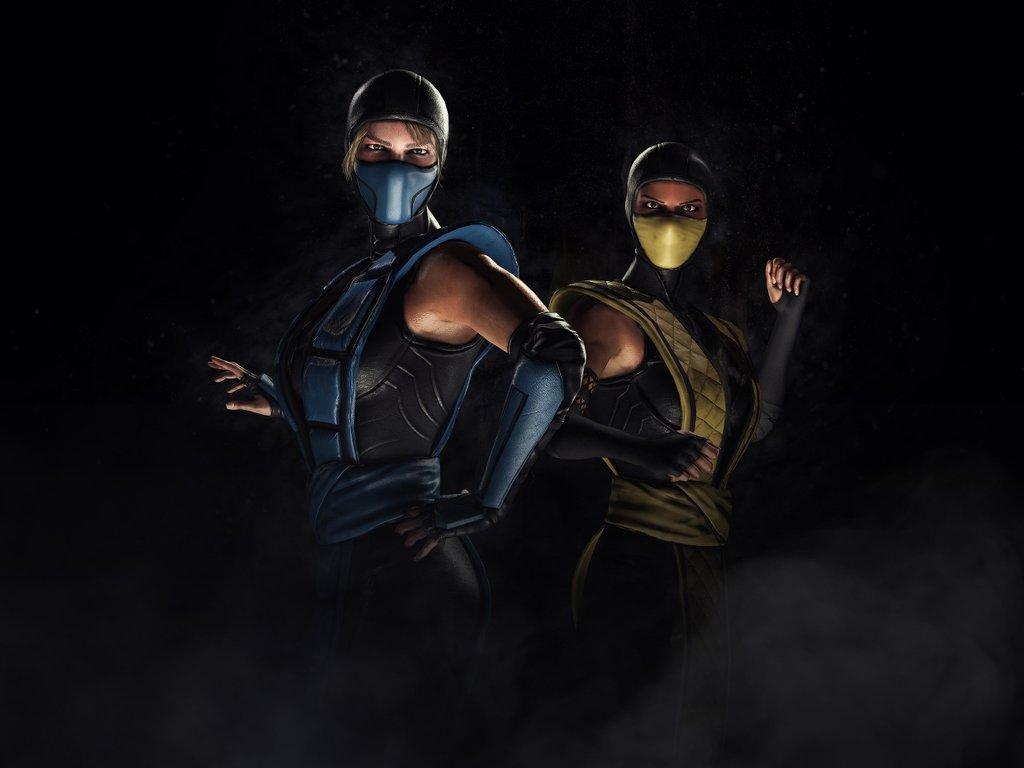 Сабзиро и Скорпион с грудью? - Изображение 1