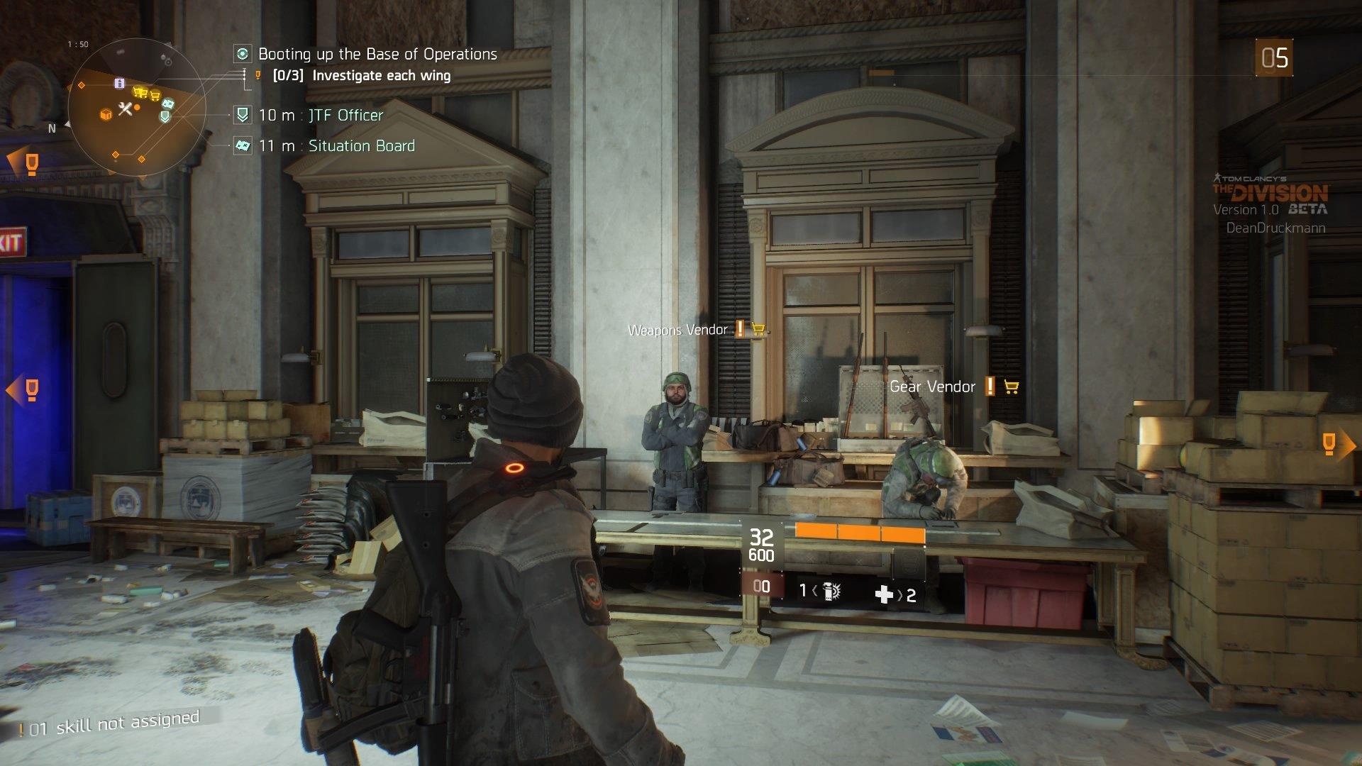 Beta Tom Clancy's The Division™ После 17 часов - Изображение 6