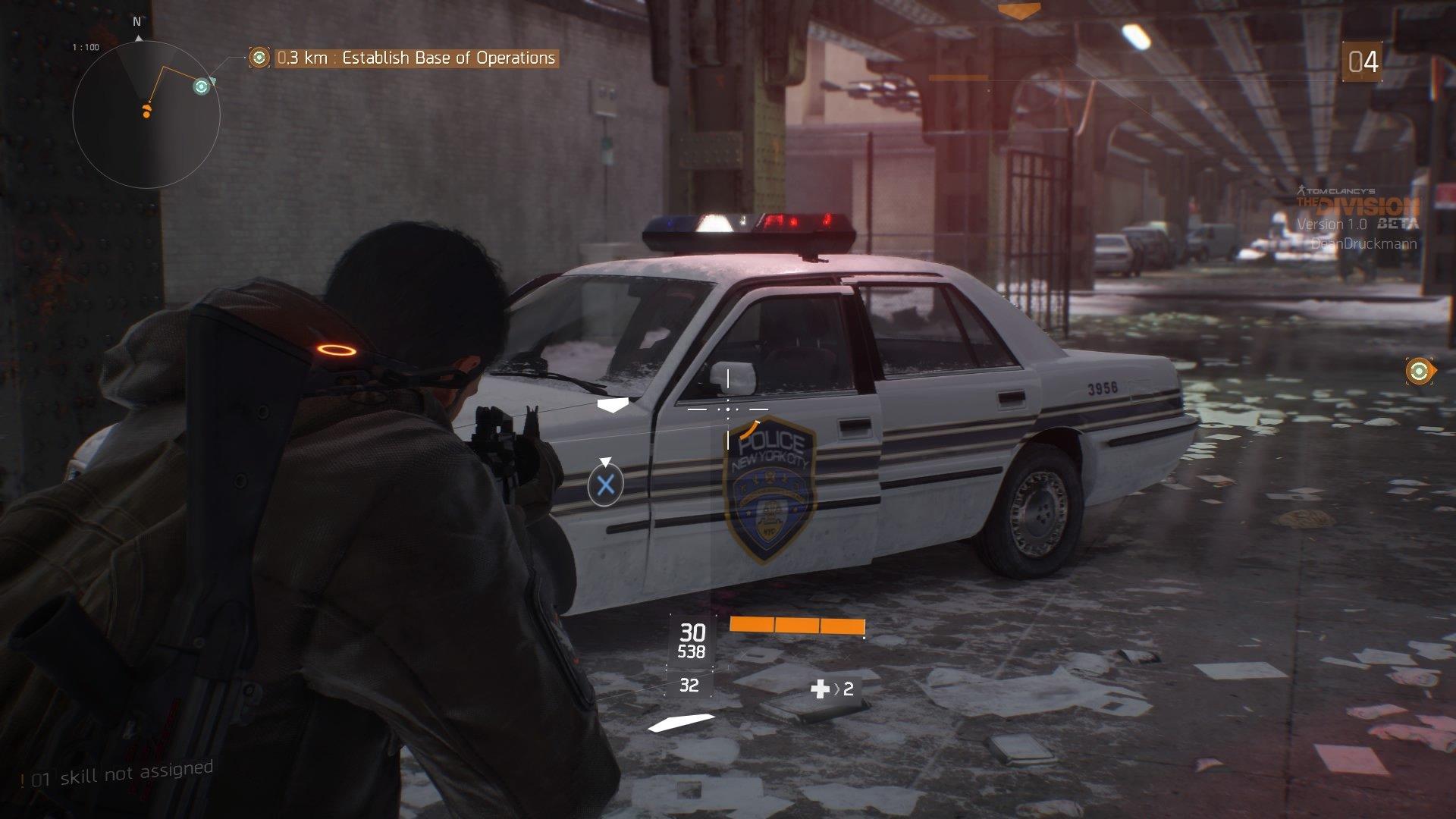 Beta Tom Clancy's The Division™ После 17 часов - Изображение 7