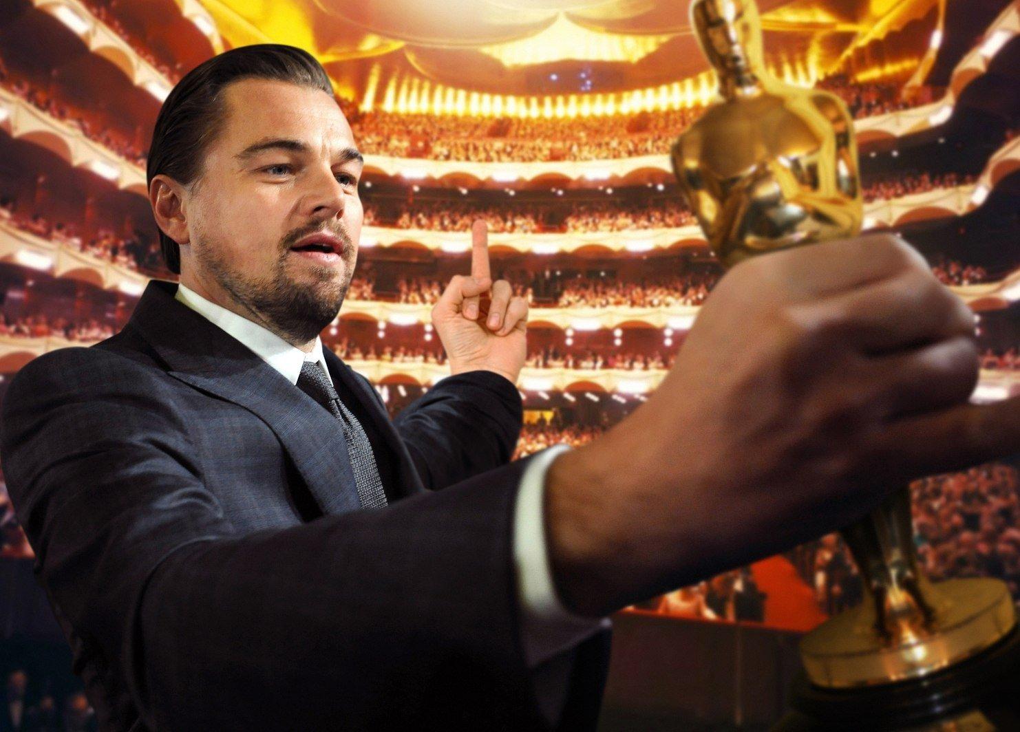 """""""Оскар"""" - это не про кино. - Изображение 1"""