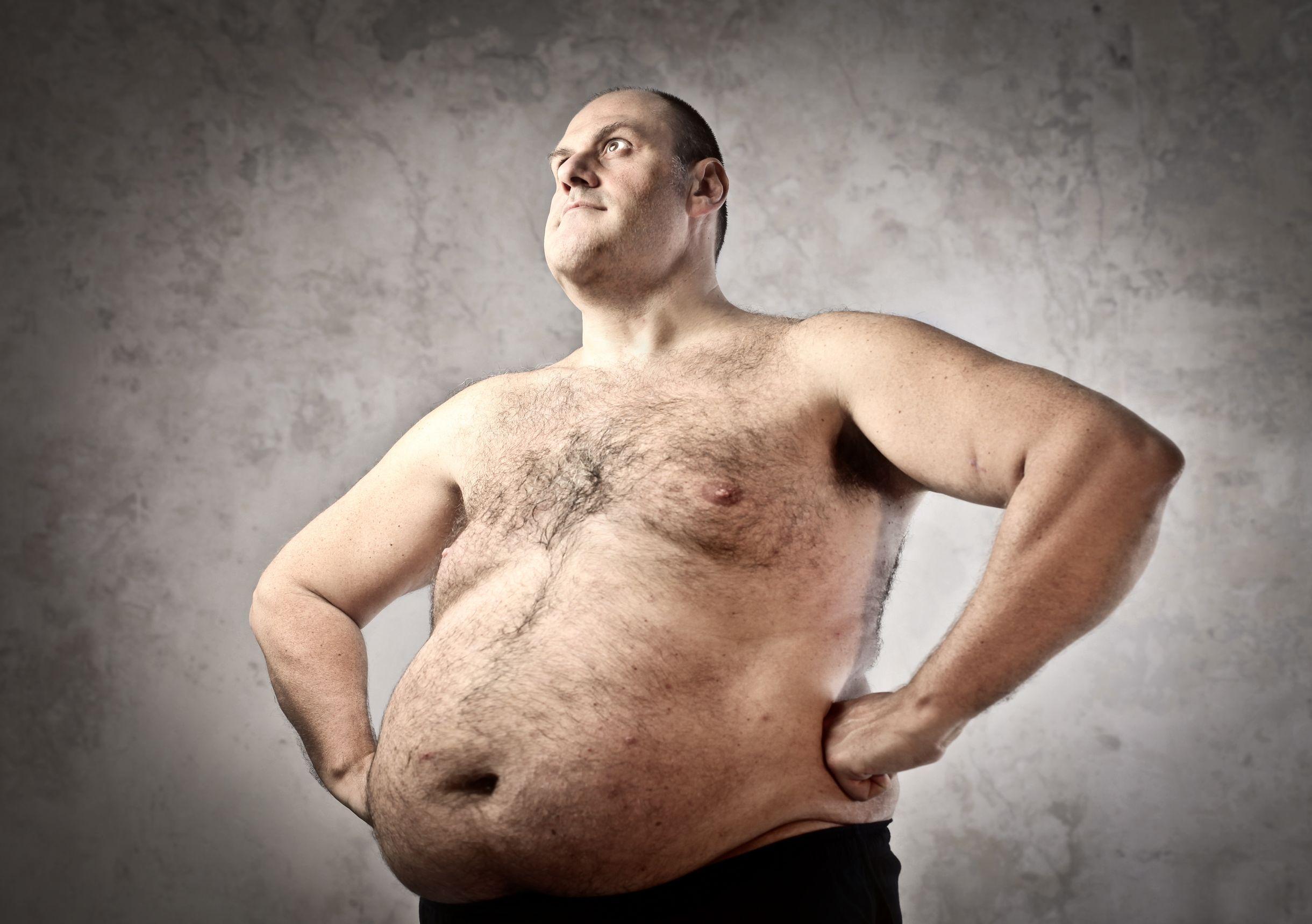 Фото толстых мужчин 11 фотография