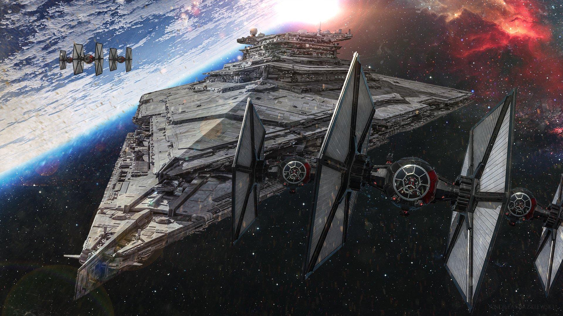 """Это было звездато. Рецензия на """"Звёздные войны: Пробуждение силы"""" - Изображение 5"""