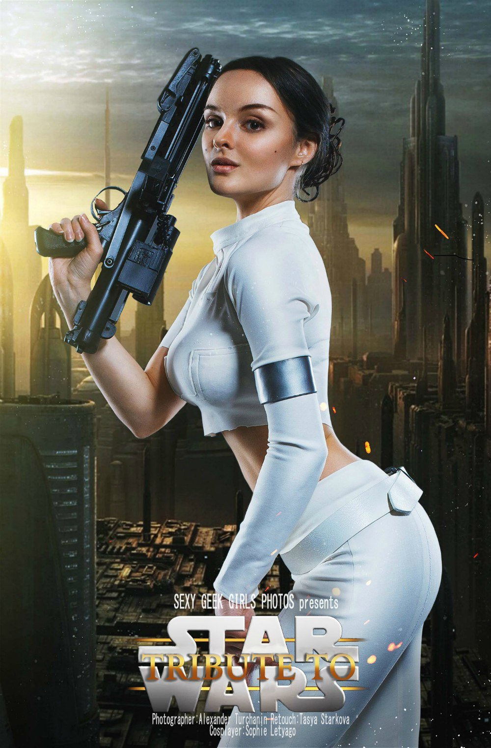 Star wars cosplay xxx pornos image