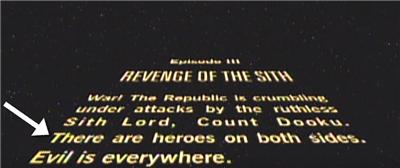 Отвратный Эпизод III - Revenge of the Sith - Изображение 4