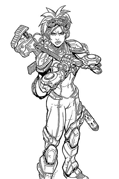 Нова - новый командир в режиме совместной игры StarCraft 2 - Изображение 1