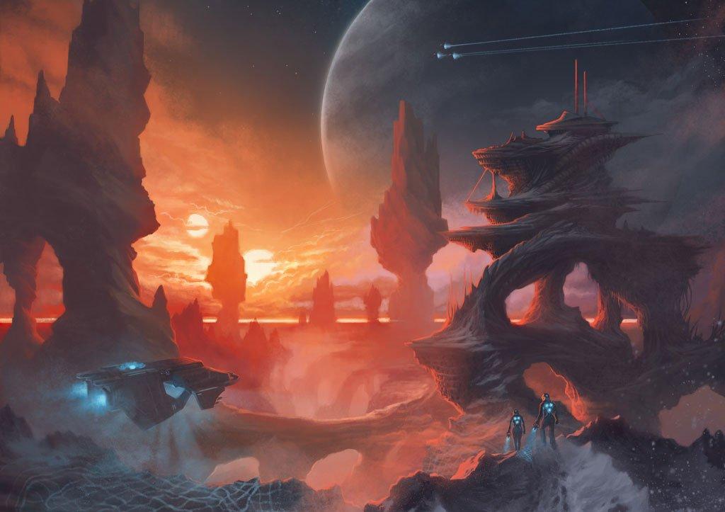 """Stellaris: патч 1.3 """"Heinlein"""" ломает сохранения патча 1.2! - Изображение 1"""