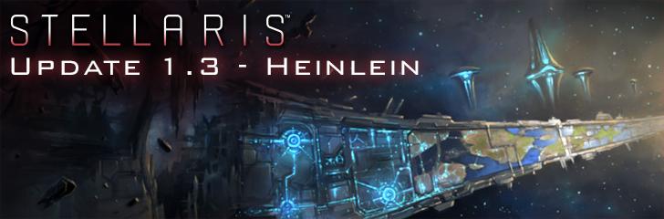 """Stellaris: патч 1.3 """"Heinlein"""" и DLC """"Leviathans"""" вышли - Изображение 1"""