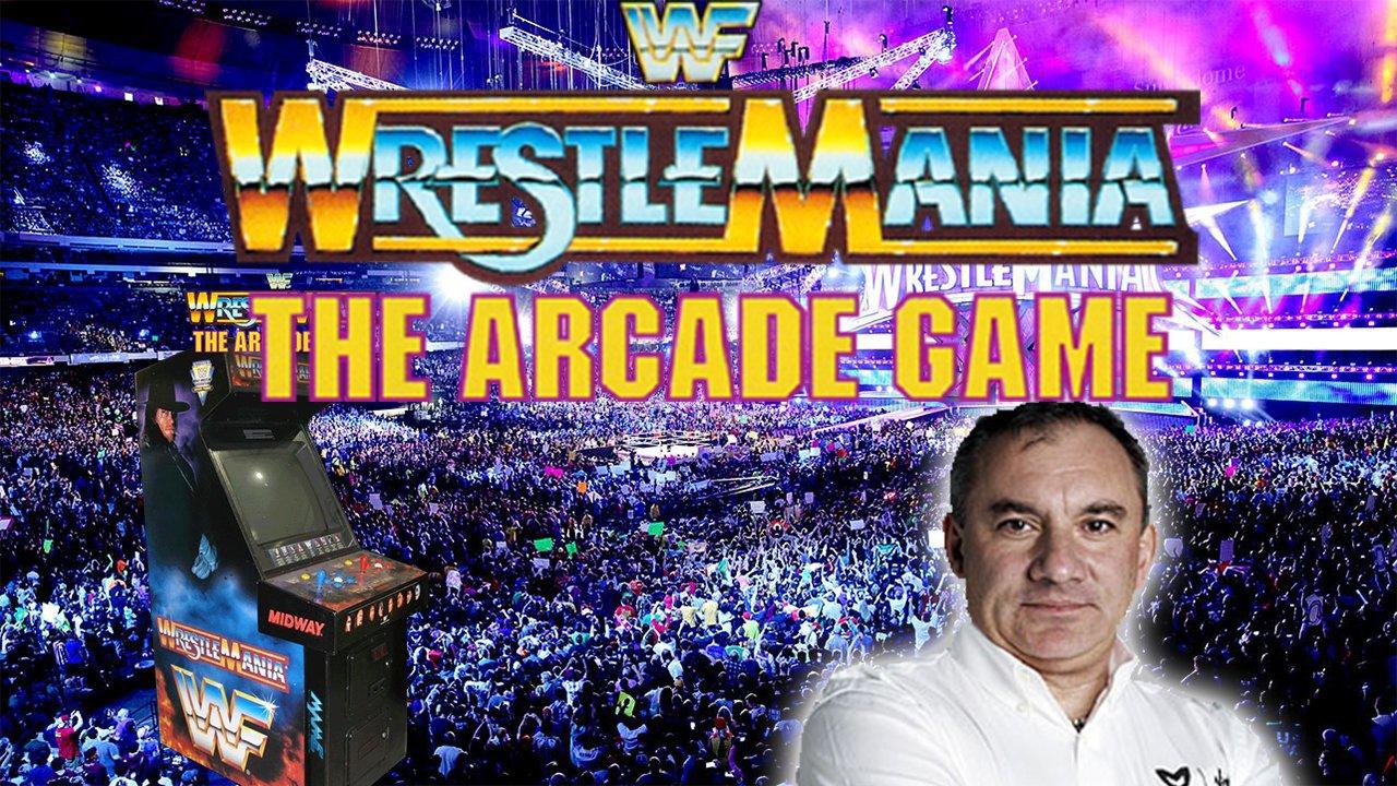 Фоменко комментирует игру WWF Wrestlemania: the Arcade Game - Изображение 1