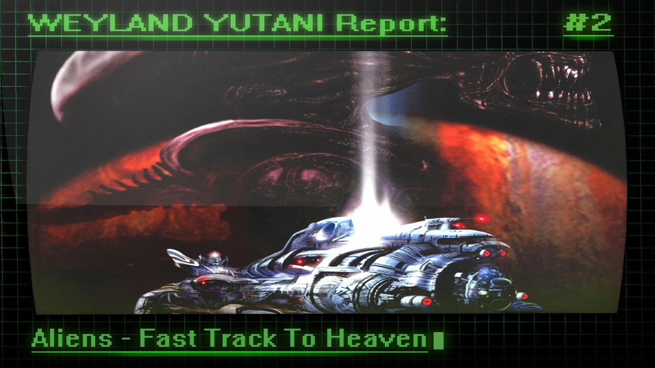 Aliens: Fast Track To Heaven.. - Изображение 1