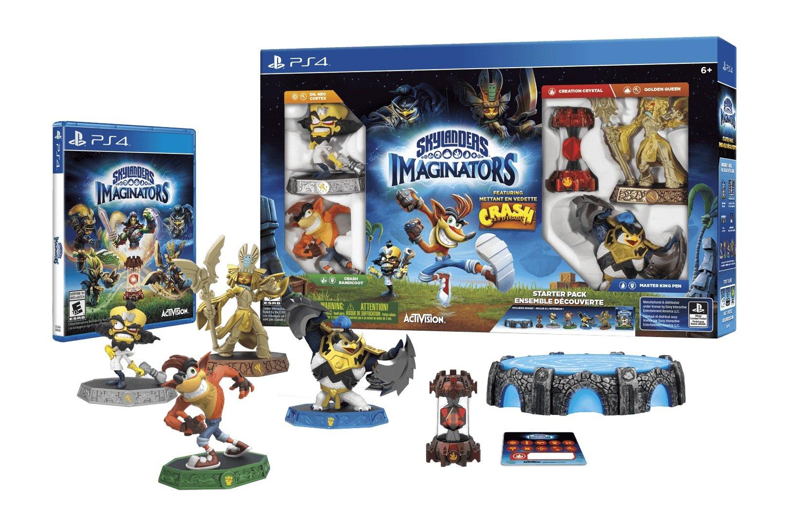 Skylanders Imaginators поступил в продажу! - Изображение 1