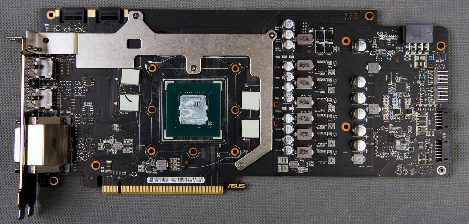 Asus Strix GTX 1070 O8G: Создана для 2К разрешения - Изображение 9