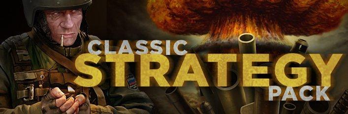 В Steam появился бандл стратегий Classic Strategy Pack! - Изображение 1