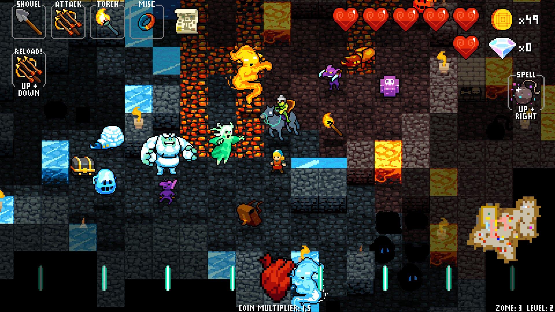 А вы играли в… Crypt of the Necrodancer? - Изображение 10
