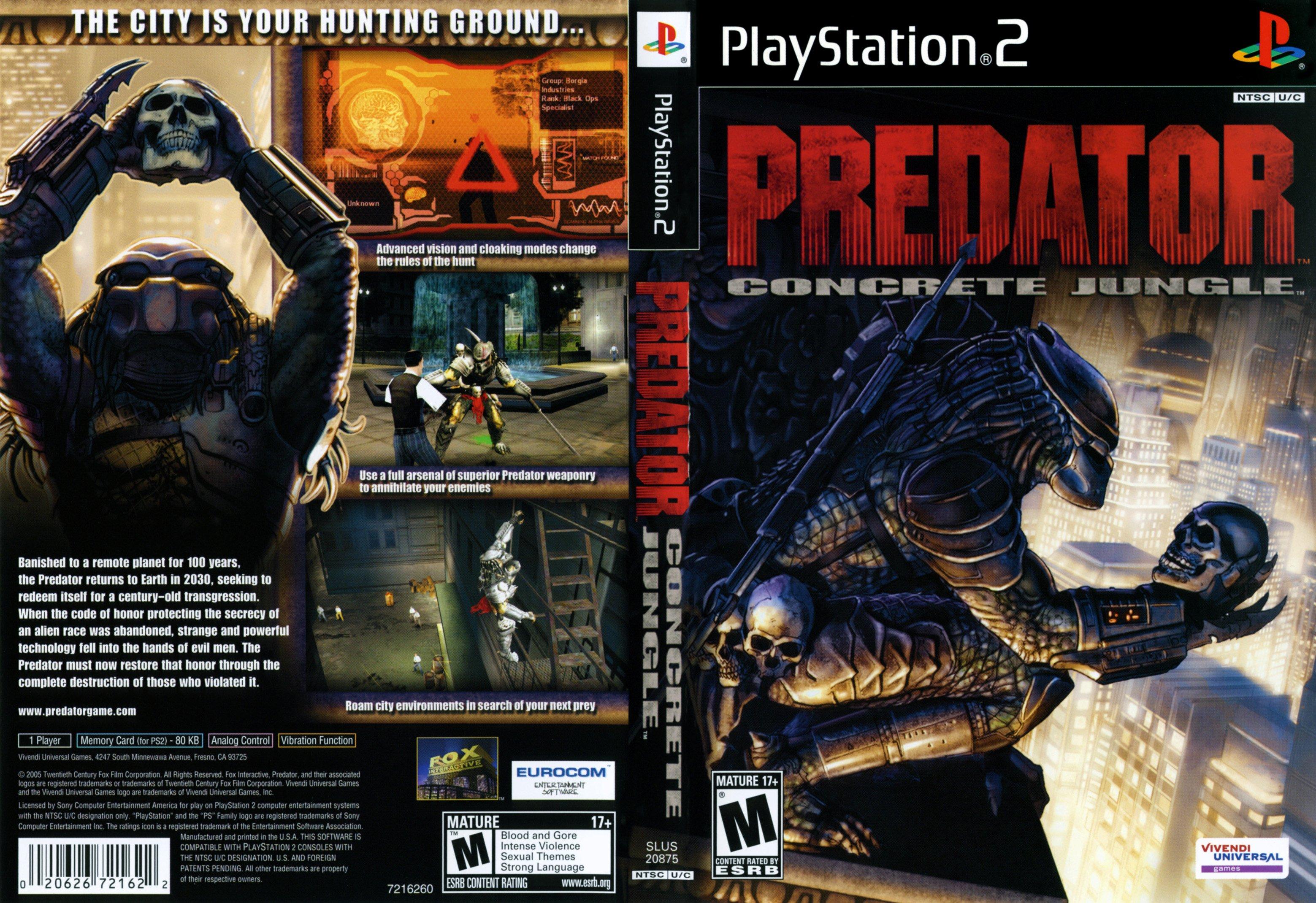 Обзор Predator Concrete Jungle - Изображение 3
