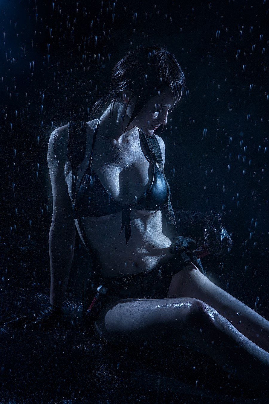 Мокренький косплей Молчуньи  - Изображение 5