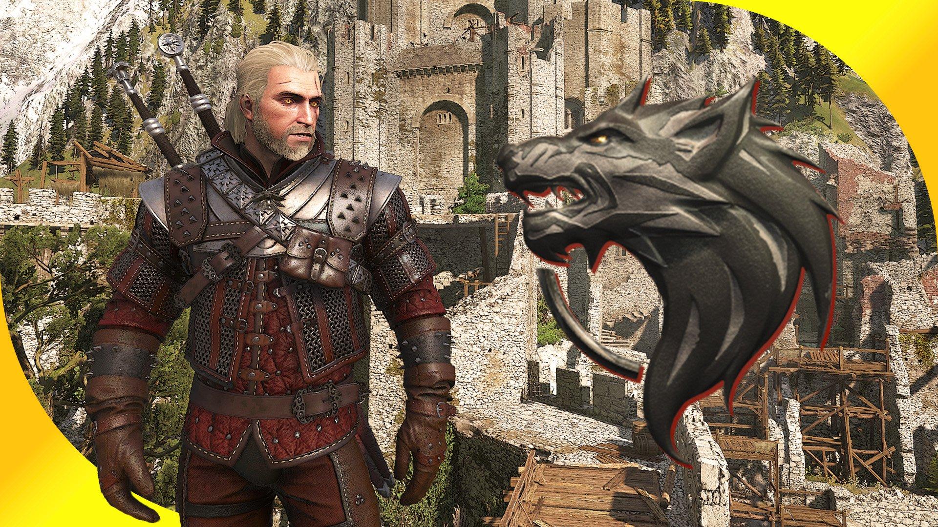 Лучший каноничный билд на броню школы Волка в Ведьмак 3  - Изображение 1