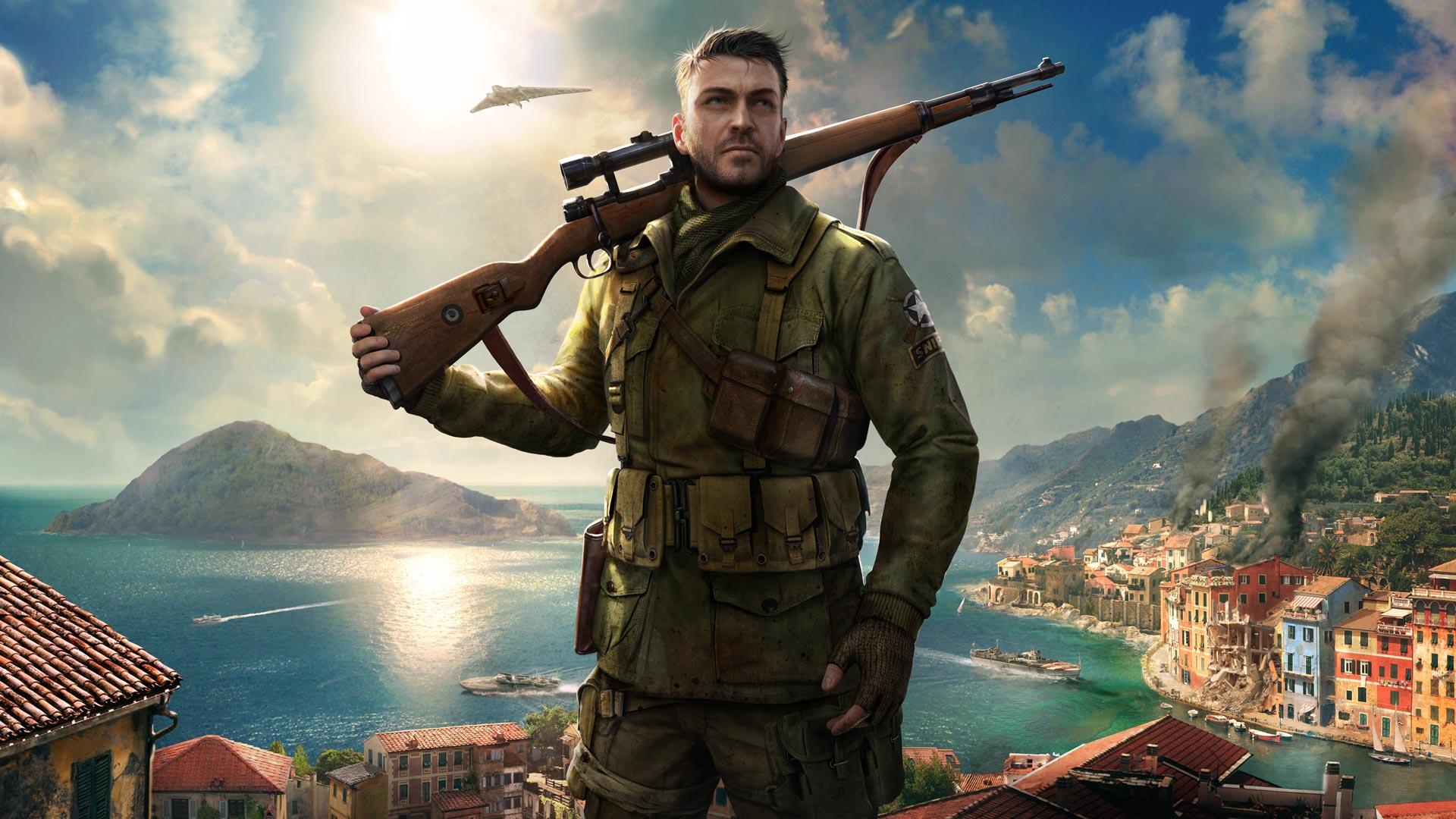 Компания Бука выпустит Sniper Elite 4 в России! - Изображение 1