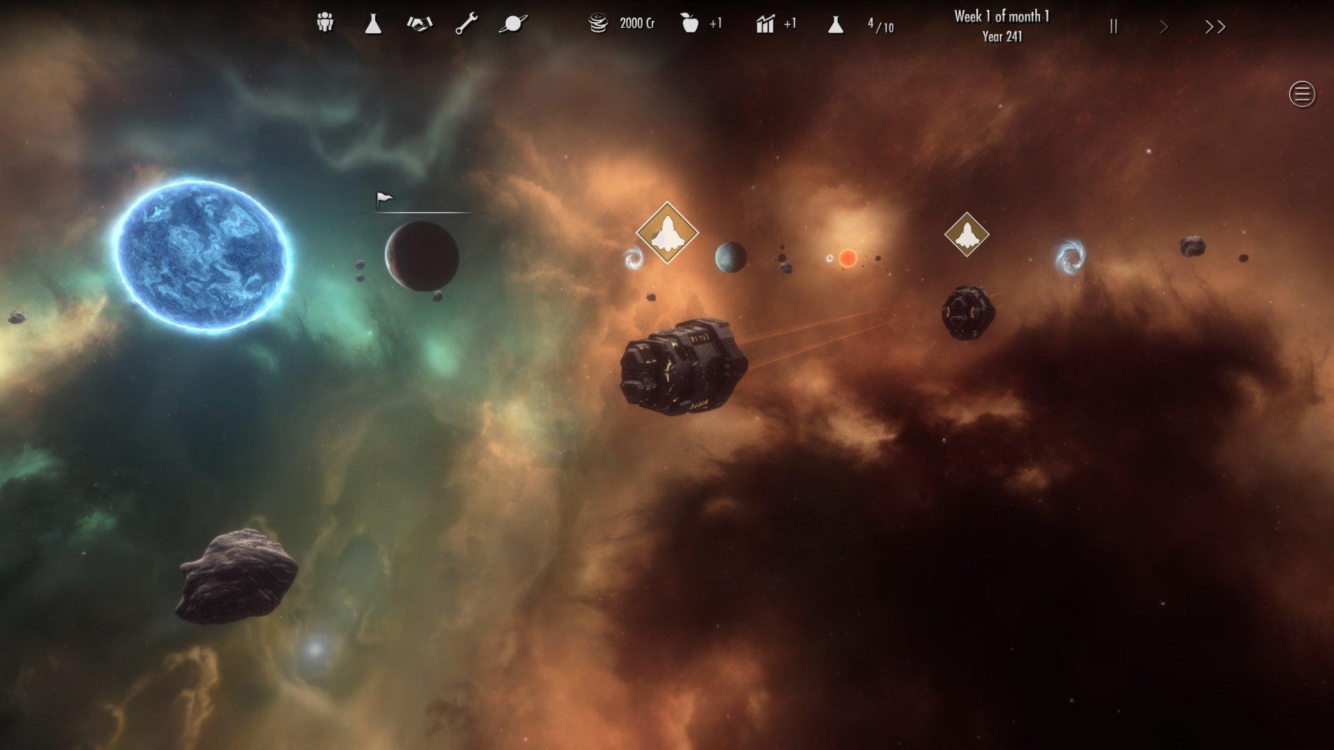 [Превью] Dawn of Andromeda - Изображение 10