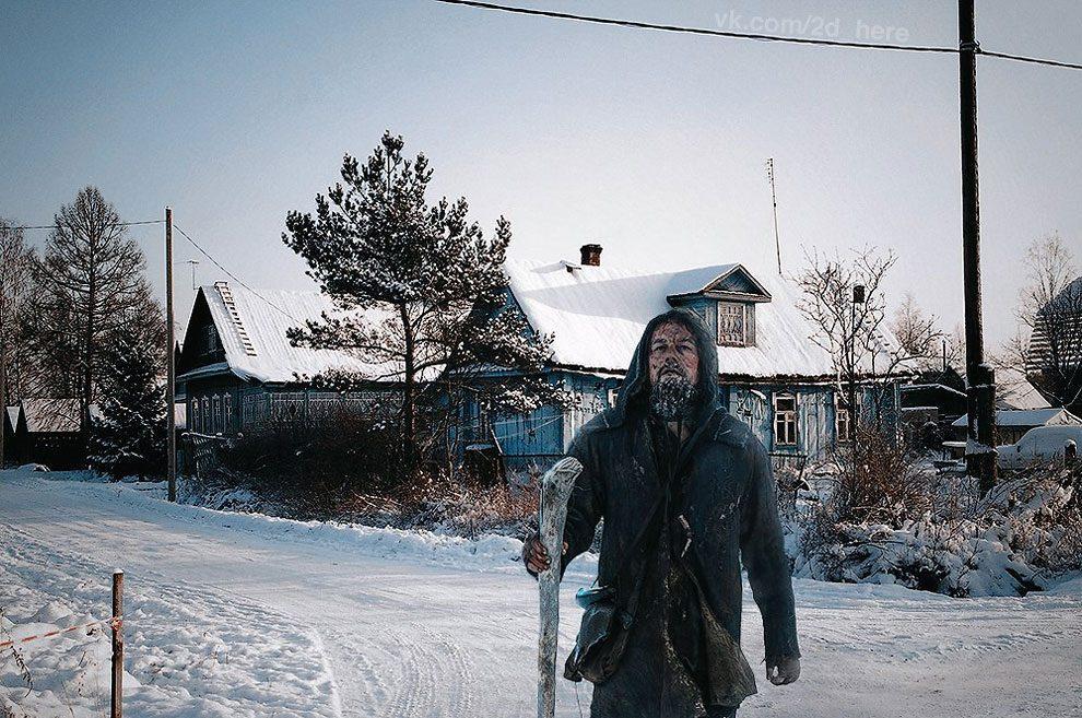 Если бы знаменитые фильмы снимали в России - Изображение 5