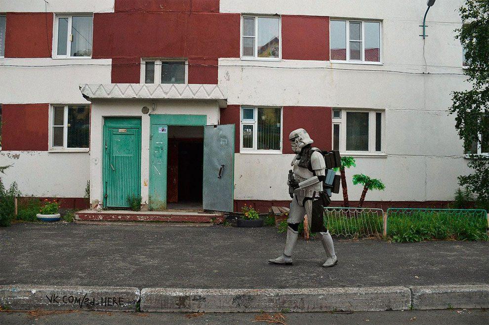 Если бы знаменитые фильмы снимали в России - Изображение 3