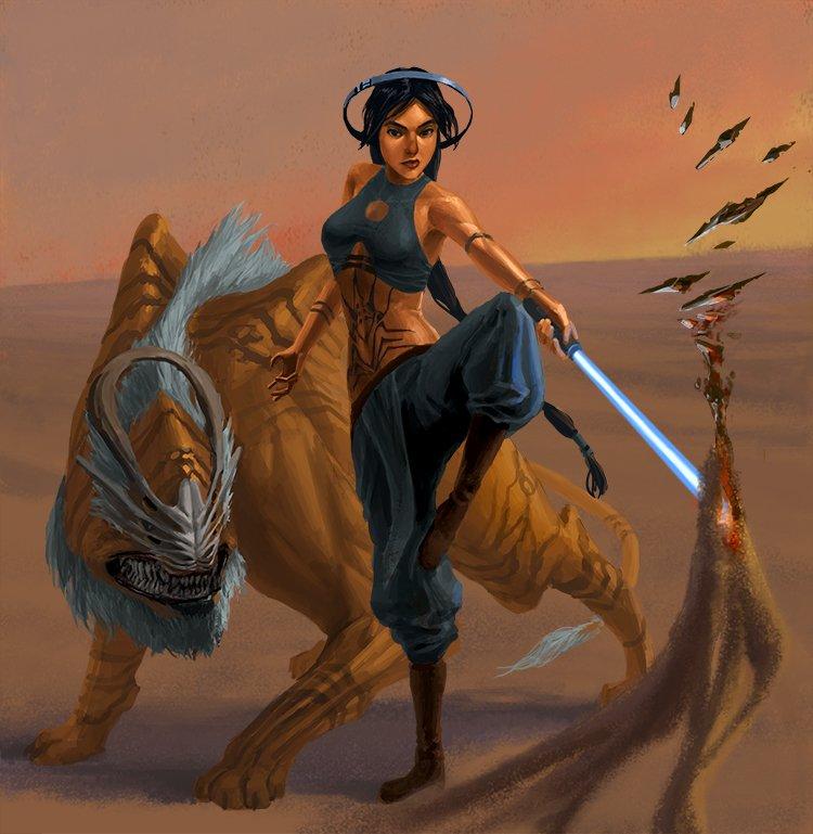 Disney принцессы из Star Wars - Изображение 1