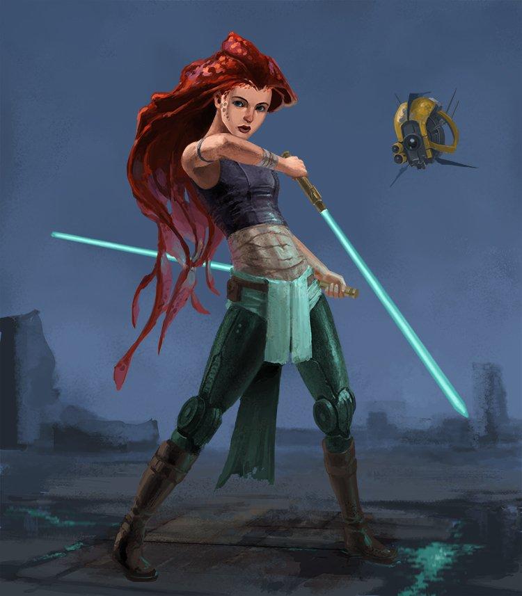 Disney принцессы из Star Wars - Изображение 2