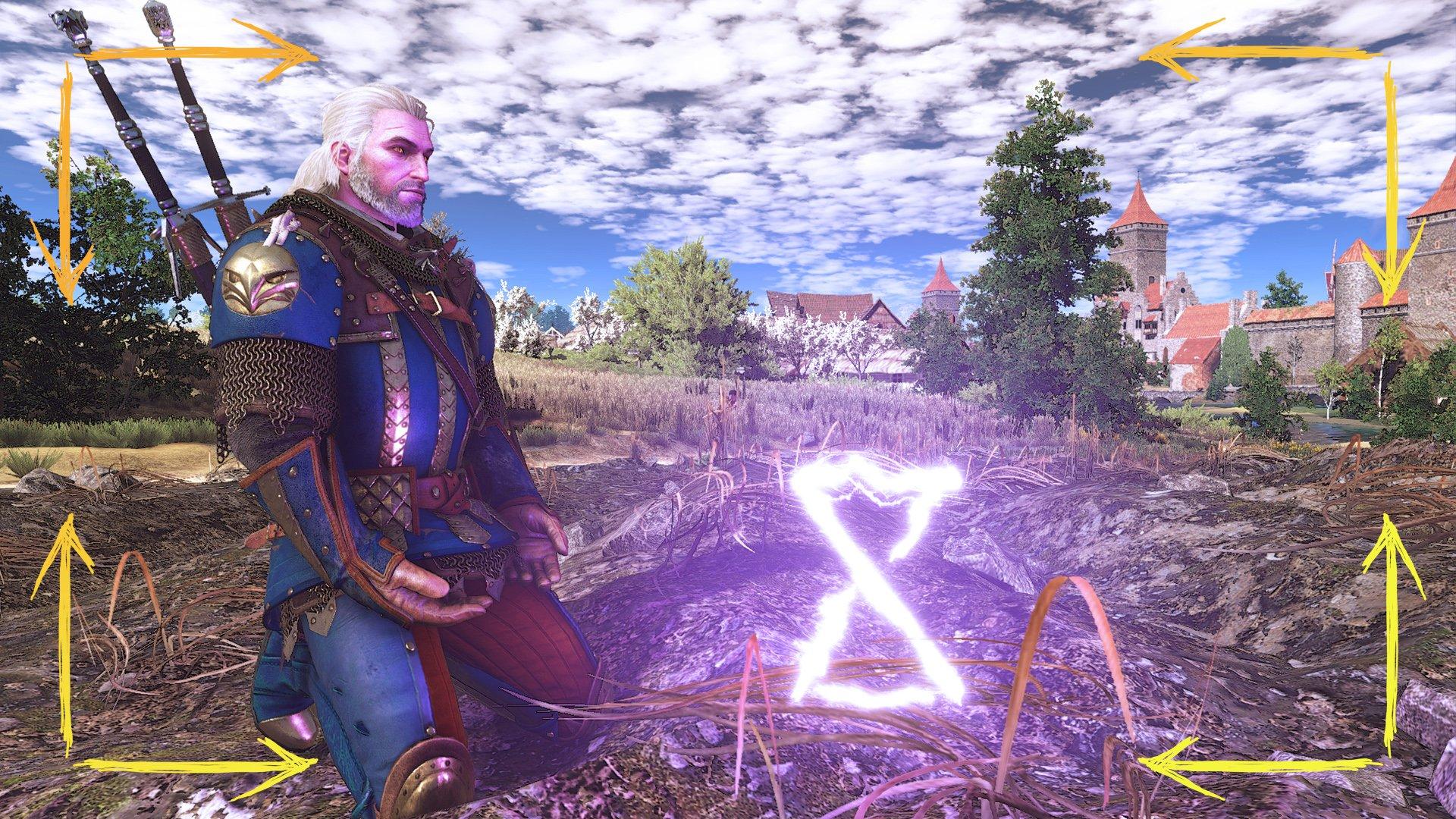 Полный разбор и билд на ведьмачий знак Ирден в Ведьмак 3 - Изображение 1