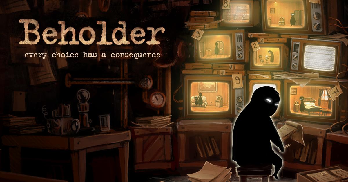 Beholder лучшая игра про стукача! - Изображение 2