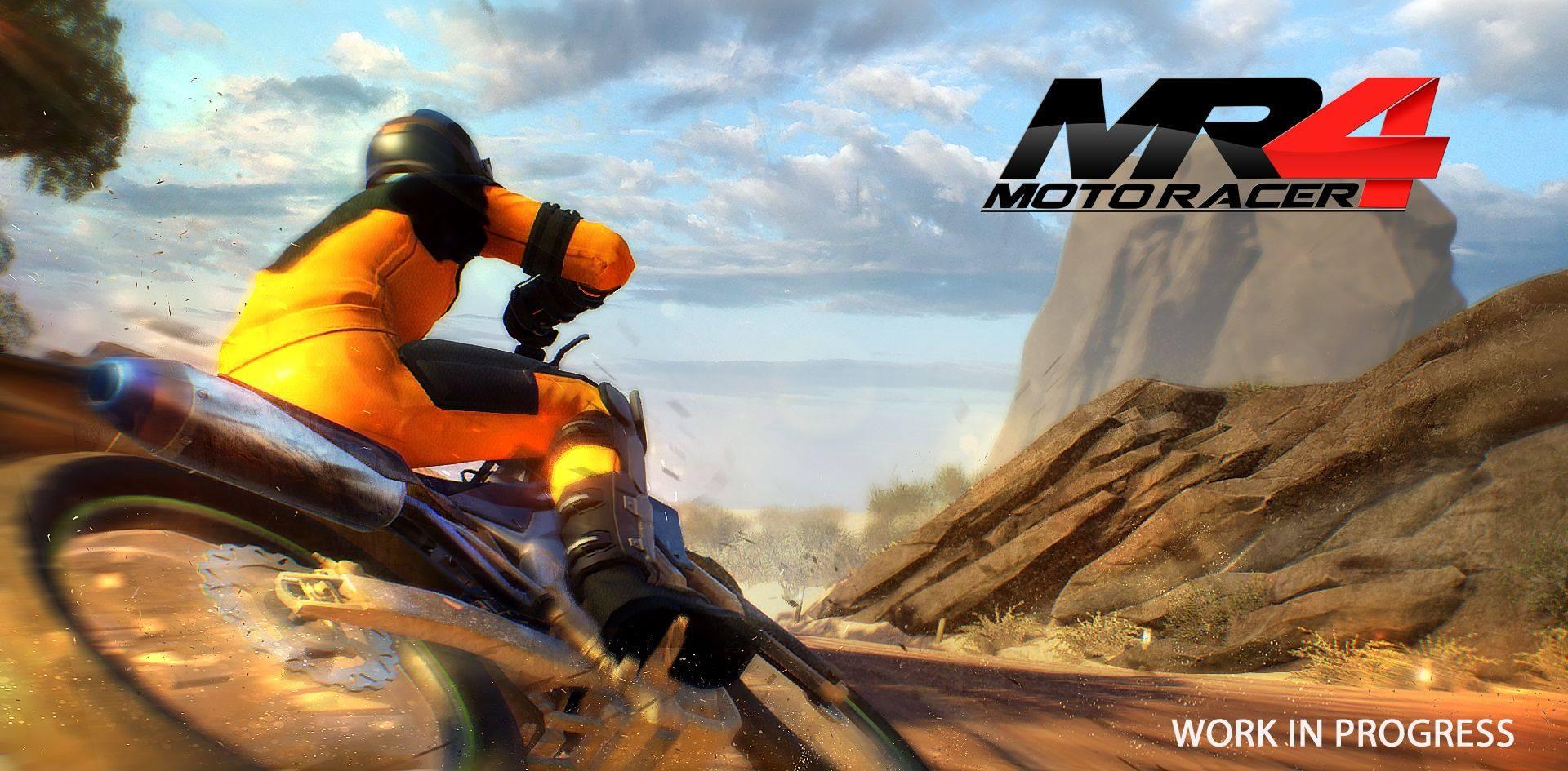 Легендарная гоночная серия Moto Racer вернется к нам уже завтра! - Изображение 1