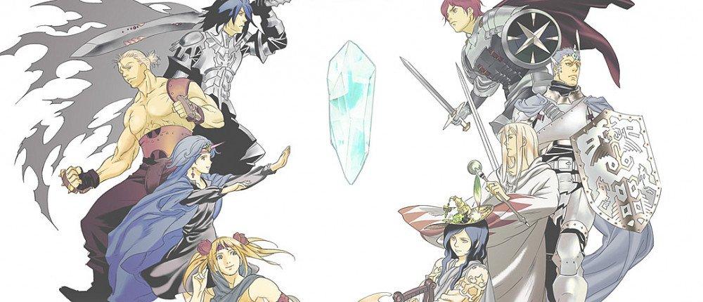Square Enix анонсировала Final Fantasy Dimensions 2 для iOS и Android. - Изображение 1