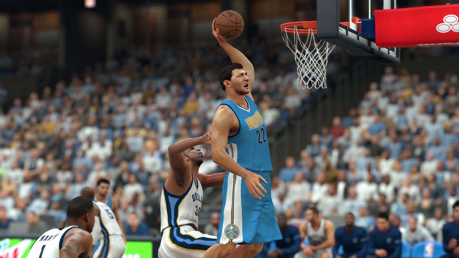 NBA 2k17 скриншотики с хуана - Изображение 1