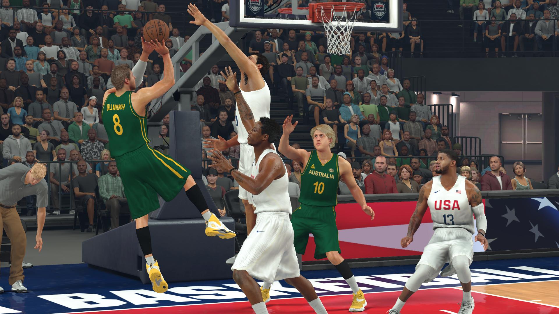 NBA 2k17 скриншотики с хуана - Изображение 2