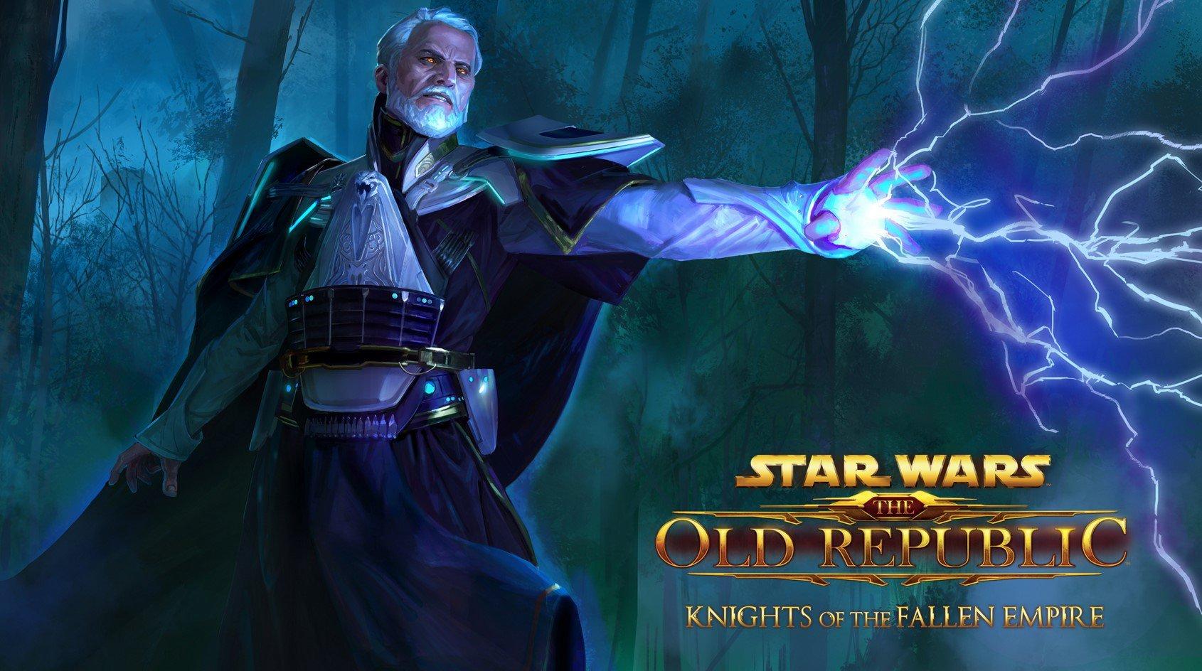 Star Wars: Knights of The Fallen Empire или почему я верю в Mass Effect Andromeda. - Изображение 4