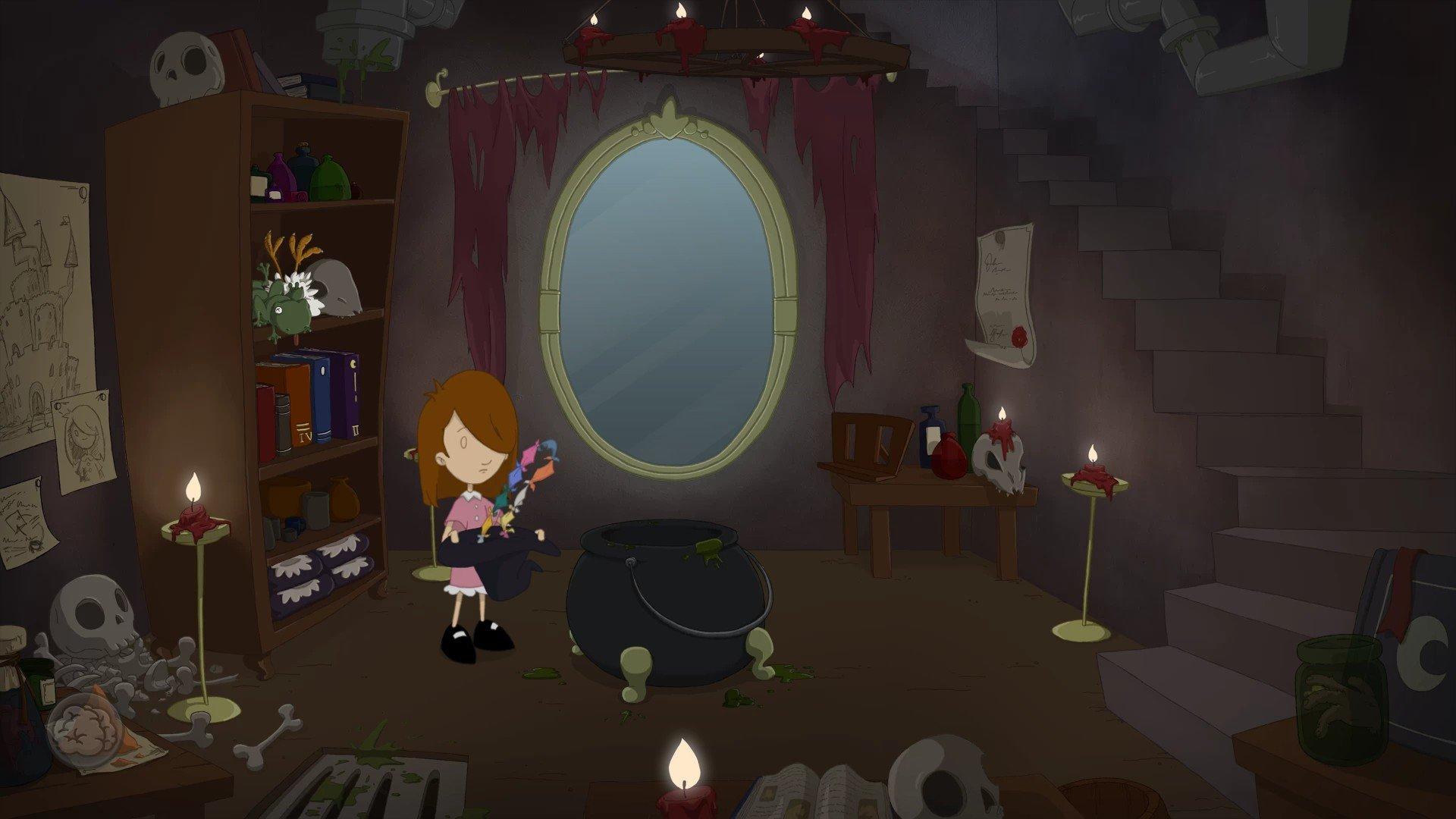 100 моих любимых игр (часть 1). Anna's Quest.  - Изображение 5