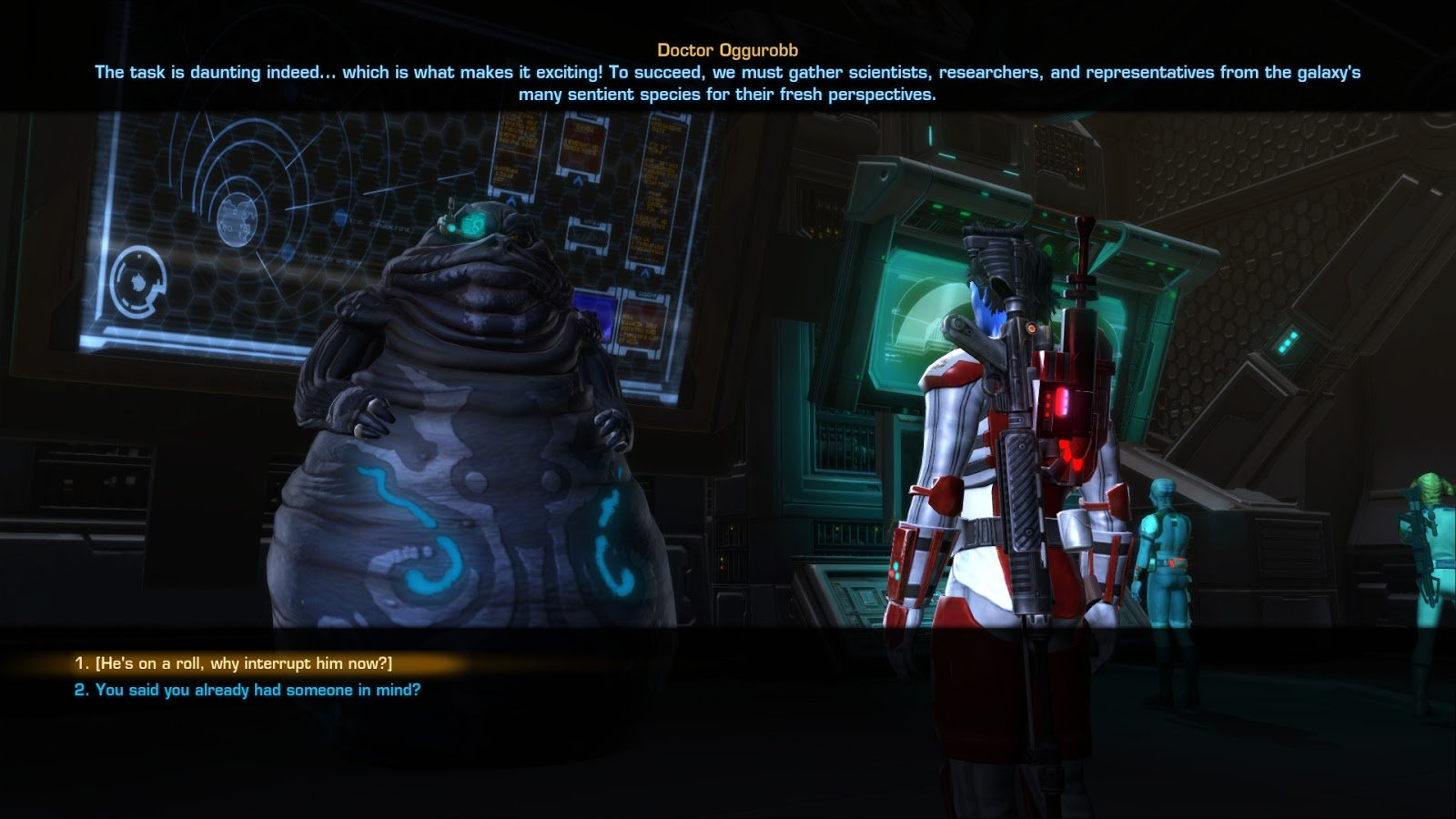 Star Wars: Knights of The Fallen Empire или почему я верю в Mass Effect Andromeda. - Изображение 5