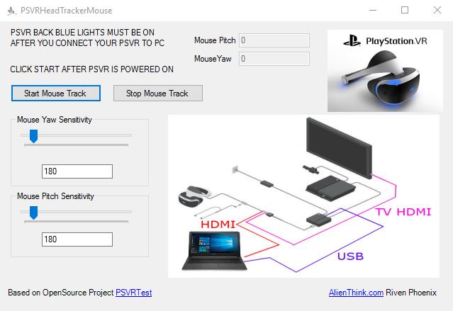 Обновление: Хеадтрекинг PS VR на ПК - Изображение 1