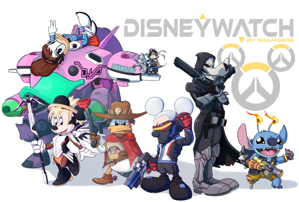 Disneywatch. - Изображение 1