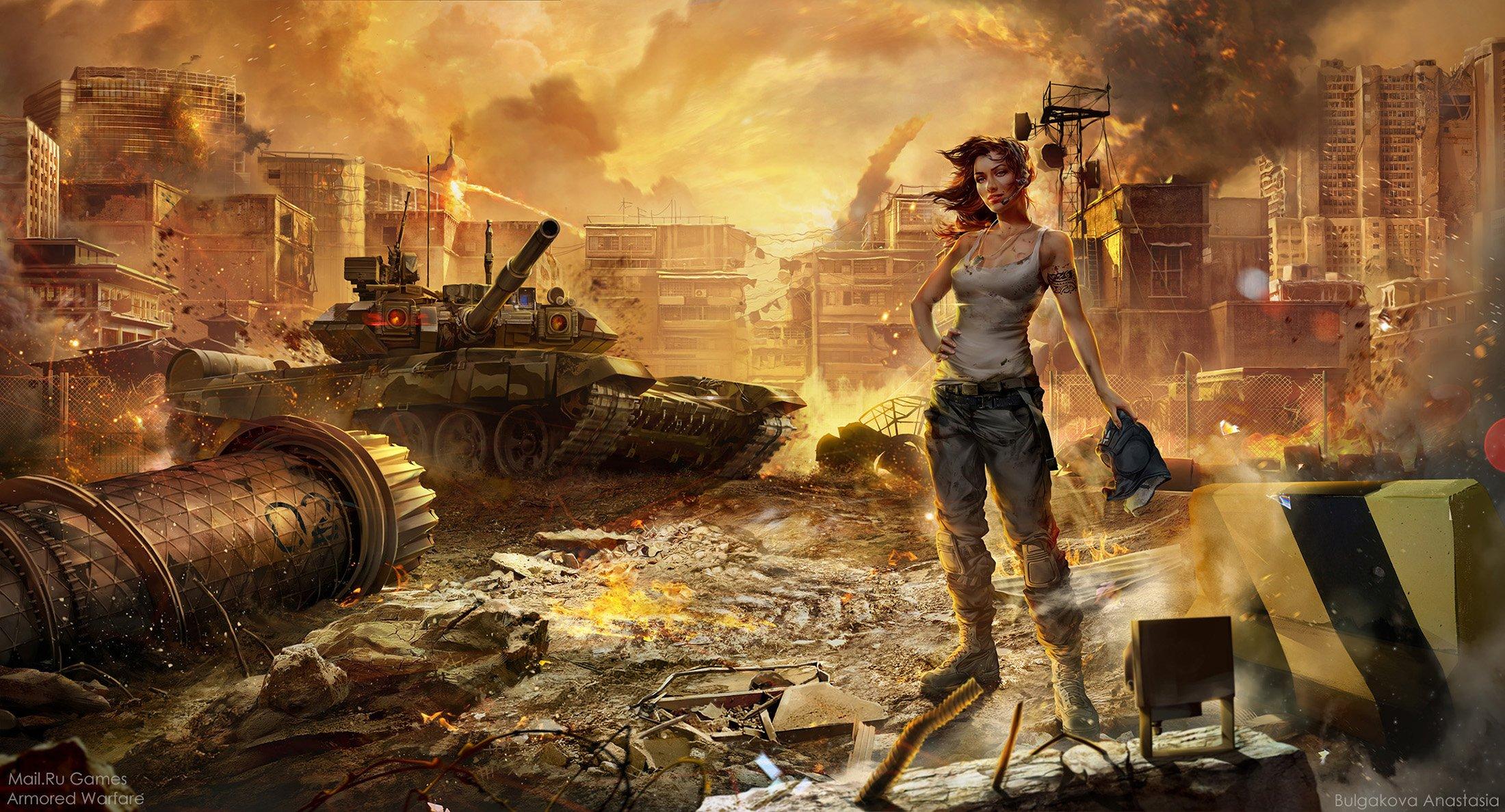 Началась запись на ЗБТ «Баланса 2.0» в Armored Warfare - Изображение 1