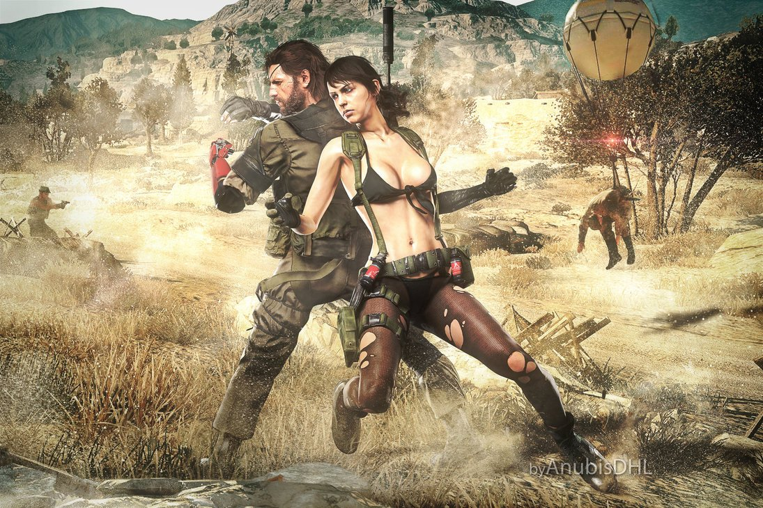 Запоздалый пост о Metal Gear Solid 5: The Phantom Pain, от недавно прошедшего игрока. - Изображение 1
