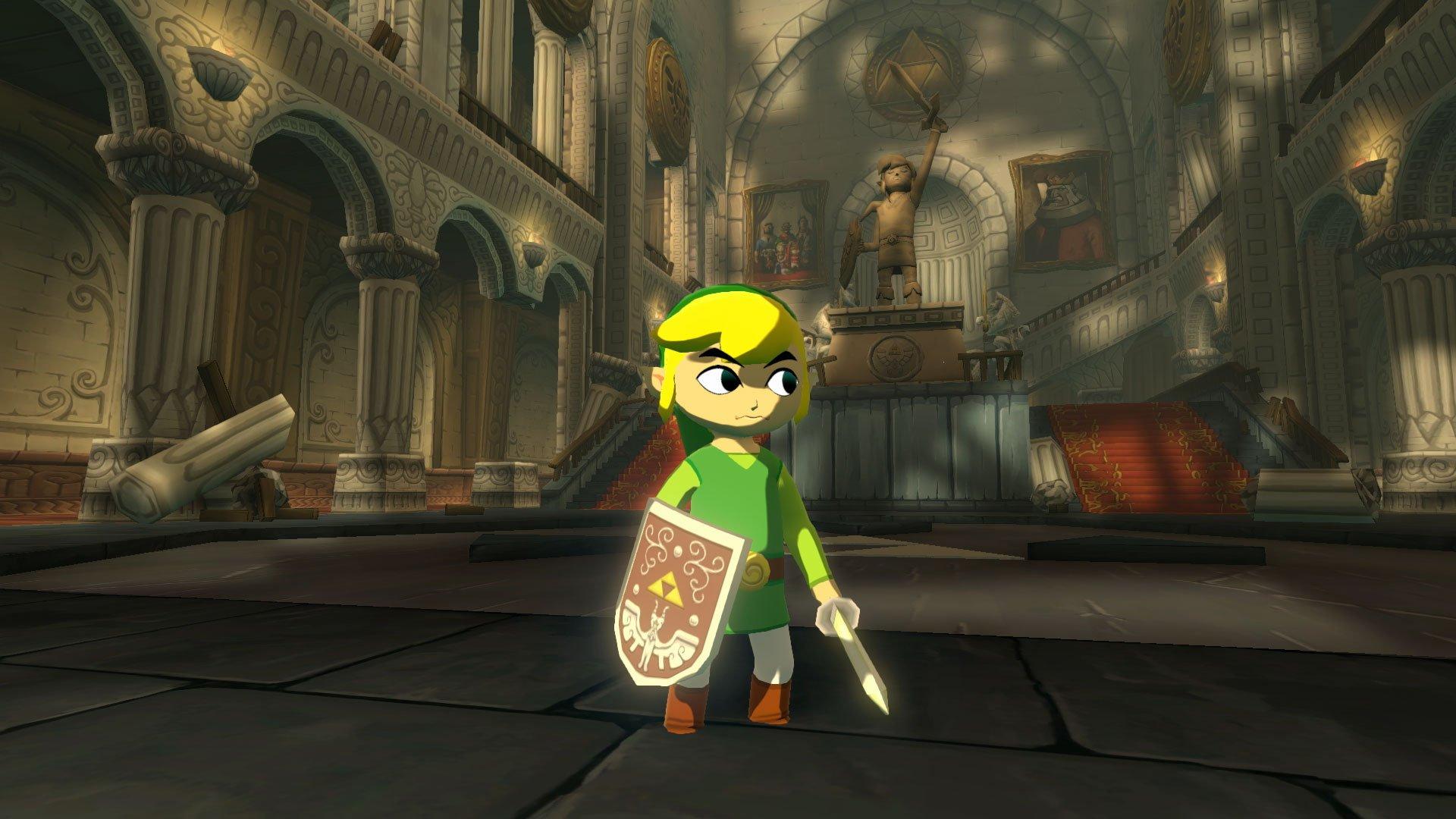 Думаю, что не так уж и много здесь обладателей Wii U и фанатов The Legend of Zelda. Потому хочу поделиться своими  ... - Изображение 3