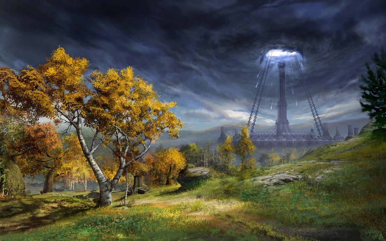 Великолепный арт (вселенная TES)  - Изображение 1