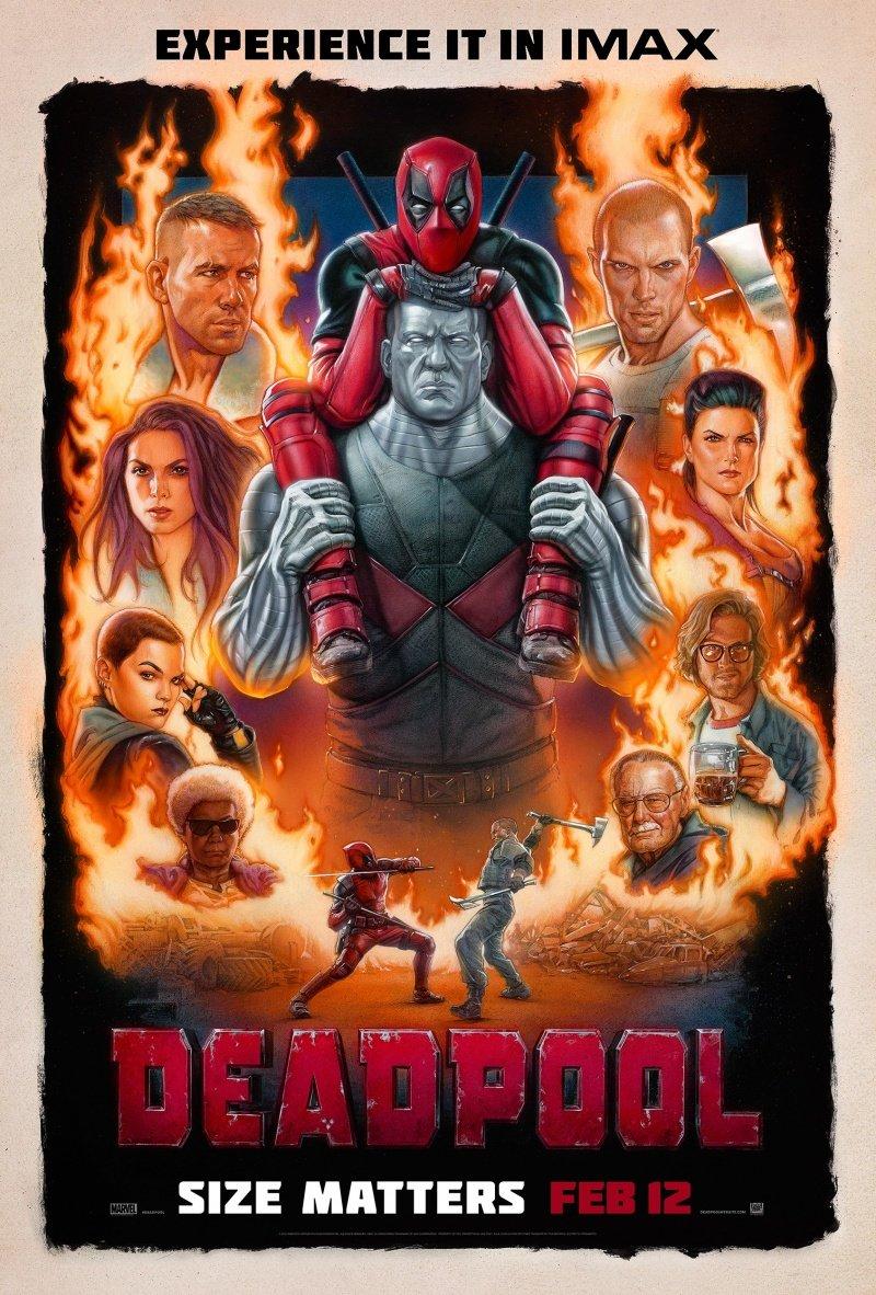 """Это невозможно, но у них получилось!!! Рецензия на """"Deadpool"""" - Изображение 1"""