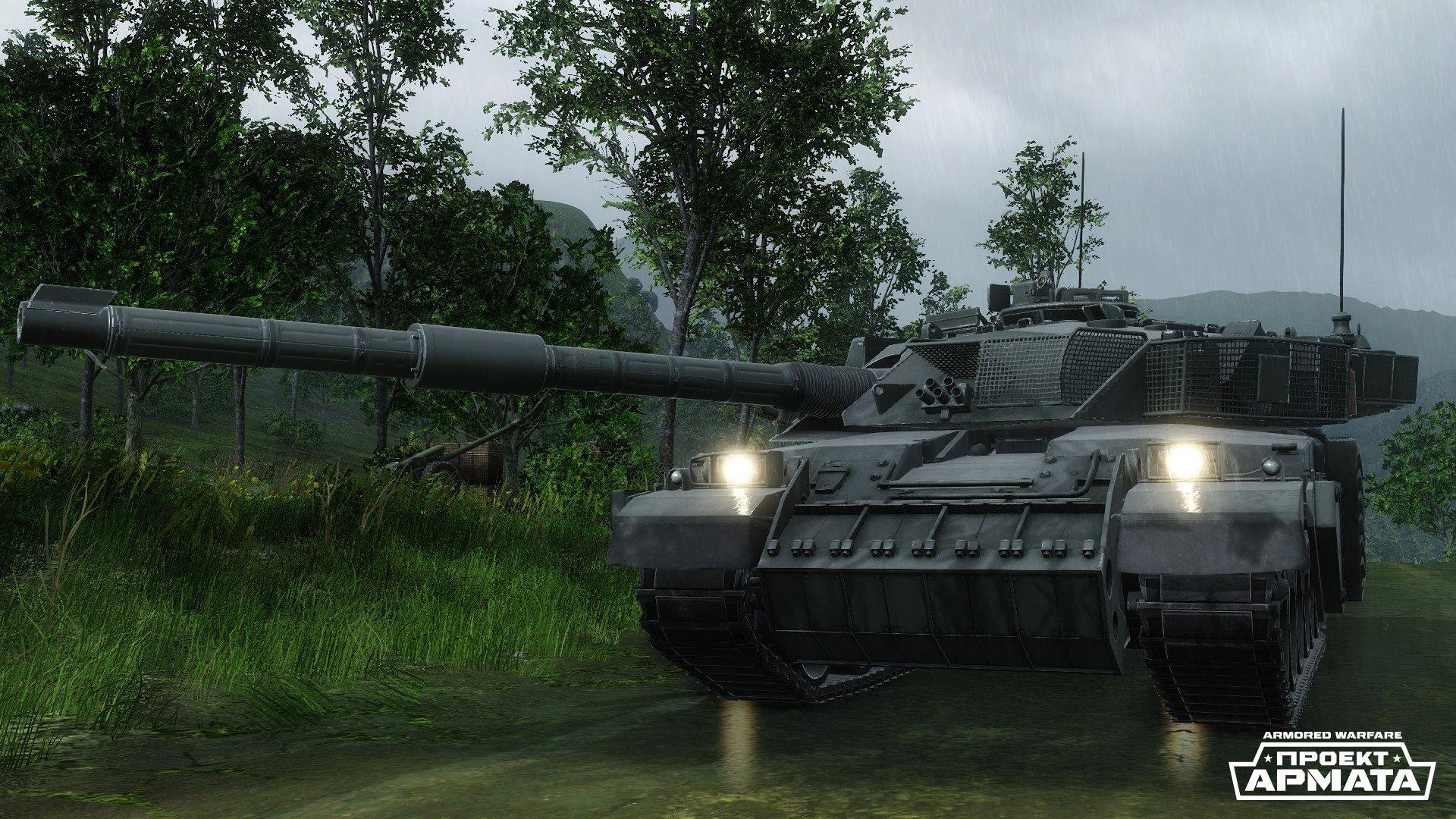 В Armored Warfare появился новый поставщик и новая карта. - Изображение 3