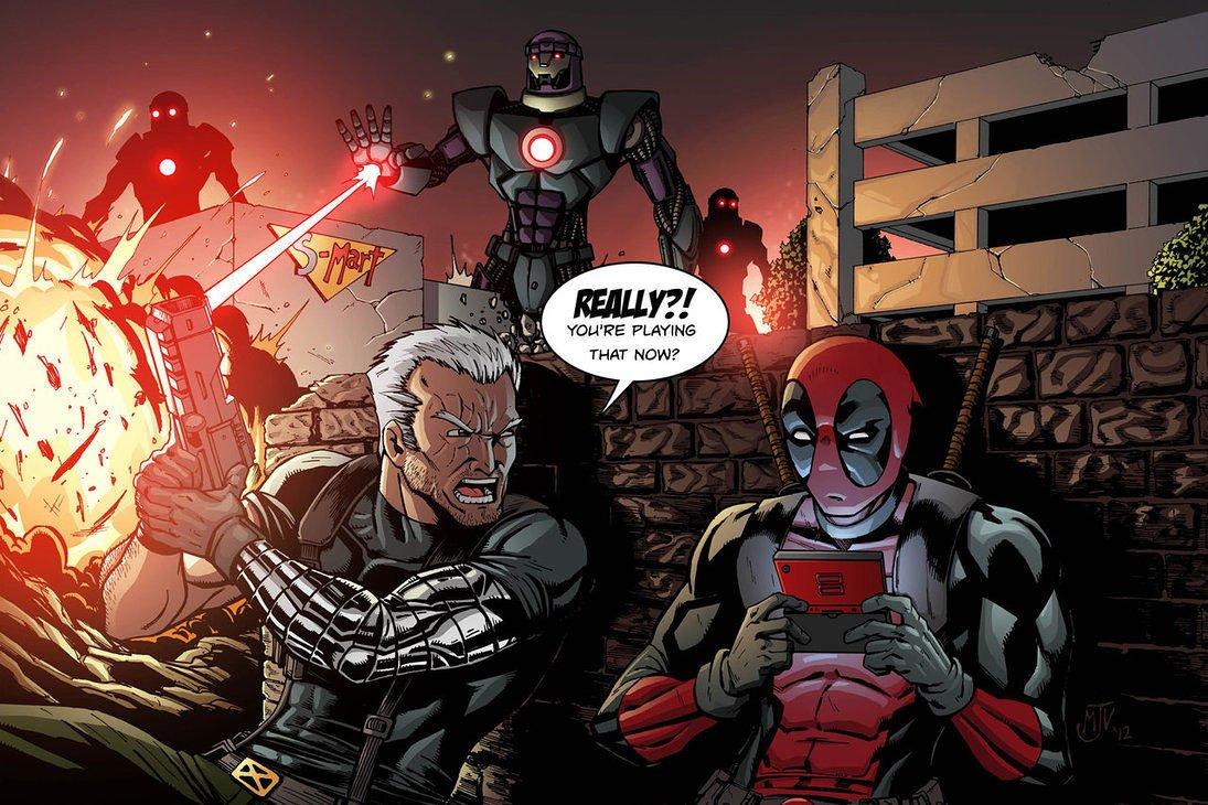 """Это невозможно, но у них получилось!!! Рецензия на """"Deadpool"""" - Изображение 8"""