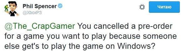 Фил Спенсер ответил на обвинения в адрес Microsoft после анонса Quantum Break на PC - Изображение 6